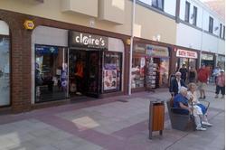 4 Saxon Square Shopping Centre
