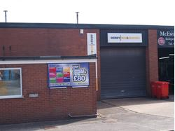 Robinson Industrial Estate, Shaftesbury Street, Derby, DE23 8NL
