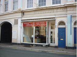 RETAIL TO LET – 4 Priory Street, Monmouth