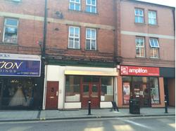 NOW LET - LARGE RETAIL UNIT IN WIGAN TOWN CENTRE