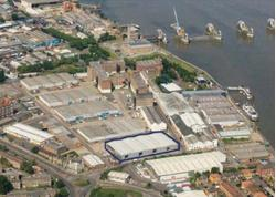 Westminster Industrial Estate Warspite Road, Greater London, Woolwich, SE18 5TL