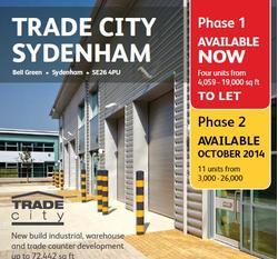 Trade City Sydenham, Bell Green, Sydenham, SE26 4PU