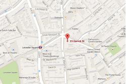23 Garrick Street, London, WC2E 9RY