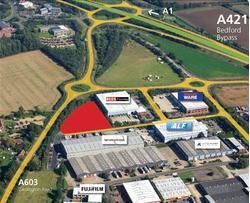 Unit 3 (Option 1) Design  Build, Telford Way, Bedford, MK42 0PQ