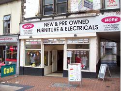 Ground floor retail unit of approx. 1,146 sq ft