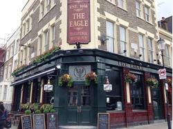 Eagle, 250 Ladbroke Grove, London, W10 5LP