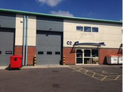 Well presented modern warehouse / industrial unit conveniently located for access to the main A350