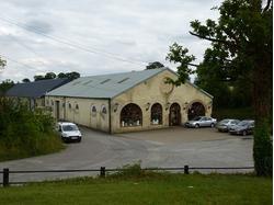 The Old Station Showroom, Higham Road, Higham, Bury St Edmunds, IP28 6NL