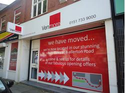 Prime Retail / A2 Opportunity within the heart of Allerton Road / Ground and First Floor Space 1066 sq ft