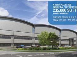 A NEW SPECULATIVE INDUSTRIAL / DISTRIBUTION WAREHOUSE AND D&B OPPORTUNITIES