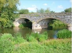 The Five Arch Bridge, Taunton, TA3 5PX