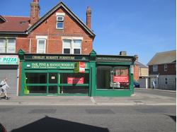 Return Frontage Retail Unit To Let in Boscombe