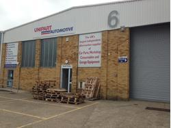 First Class Trade Counter/Warehouse Unit