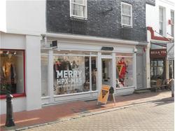 Ground Floor Retail Space on Market Street in Brighton to Let