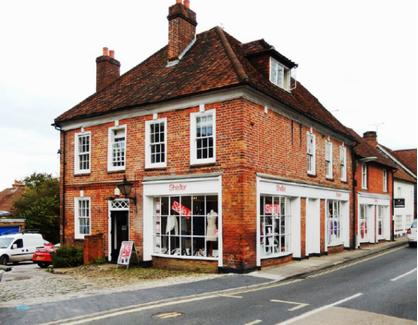 Retail Unit To Let Haslemere