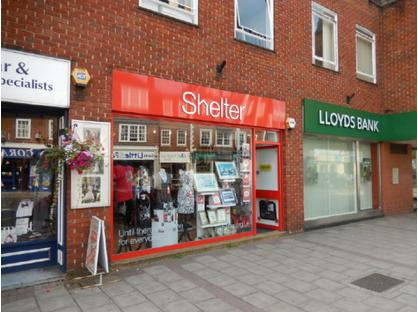 NOW LET - Retail Unit  Weybridge
