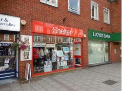 Retail Unit to Let Weybridge