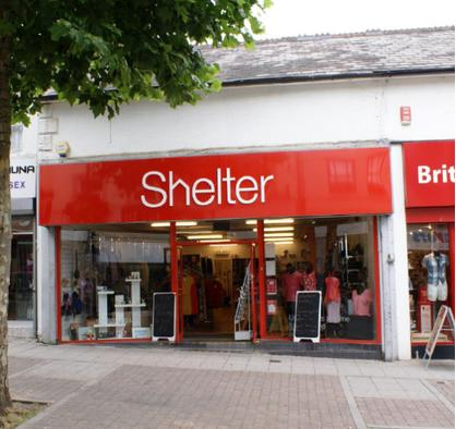 Retail Unit to Let Aldershot