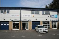 Unit 5 Glenmore Business Park, Ely Road, Waterbeach Cambridge, CB25 9FX