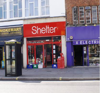 Retail Unit to Let Hammersmith