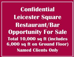Leicester Square, London, WC2H 7JZ