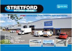 Unit 10, Stretford Motorway Estate, Barton Dock Road, Trafford Park, Manchester, M32 0ZH