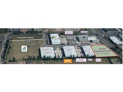 Land for Sale and Build to Suit Offices & Warehouses in Kidderminster