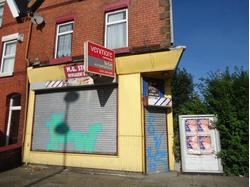 Ground Floor Corner Position Retail Unit / Situated on the busy Edge Lane / L7