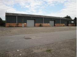 Office and Warehouse premises with extensive Yards