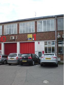 11 Shakespeare Industrial Estate, Acme Road, Watford Studio / Production Unit For Sale / To Let