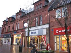 Prime Shop To Let - 44/46 Grove Street, Wilmslow