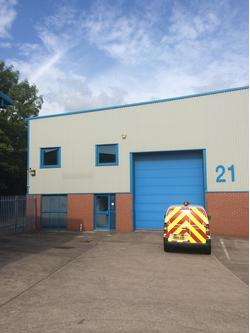 Unit 21 Hollies Business Park