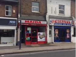 Prominent Shop Premises For Sale Freehold - Lewisham Way, London, SE4