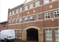 Unit 3, Church Court, Cox Street, Birmingham, B3 1RB