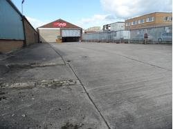 Industrial warehouse/works with yard for sale in bradford bd4