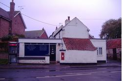 Former Post Office, Village Stores and House, Cranwell
