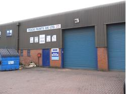 Unit with offices - 6 Thurrock Commercial Centre, Purfleet, RM15 4YA