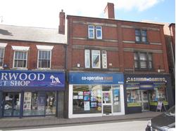 FOR SALE RETAIL INVESTMENT- 33 HIGH STREET HUCKNALL, NG15 7AW