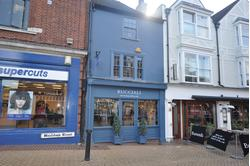 TO LET - PROMINENT RETAIL PREMISES ON THE HIGH STREET SIDE OF MOULSHAM STREET