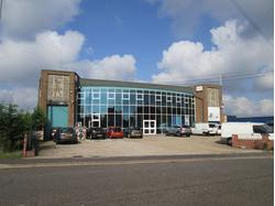 Industrial/Warehouse Premises (with Yard) To Let in Parkstone