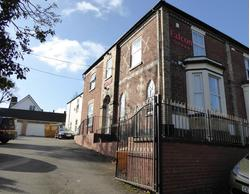 8 Hallcourt Crescent, off Walsall Road, Cannock