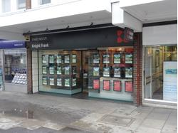 231 HIGH STREET - DUE TO RELOCATION - SHOP TO LET WITH A2 CONSENT with car parking
