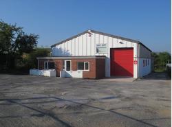 Warehouse / Workshop 5,298 sq.ft. on 0.33 acres Heathfiled, NEWTON ABBOT, DEVON  TQ12 6SH