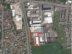 Highly Prominent Modern Warehouse with Fully Fitted Offices
