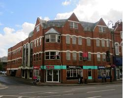 Excellent Location & Spacious Offices.  One unit remaining!