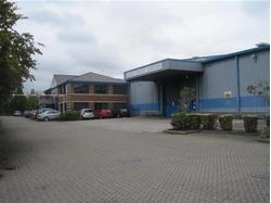 Production/Warehouse For Sale/To Let on self contained site