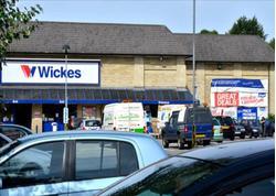 Wickes, Manchester Road, Huddersfield, HD1 3LE