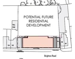 Subject to Planning - Commercial Space to Let as Part of Mixed Use Development