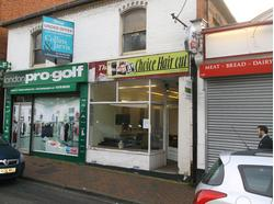 Camberley Retail Unit (Use Classes A1)