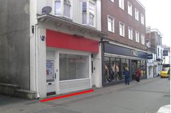 RETAIL PREMISES IN RYDE'S PRIME SHOPPING AREA